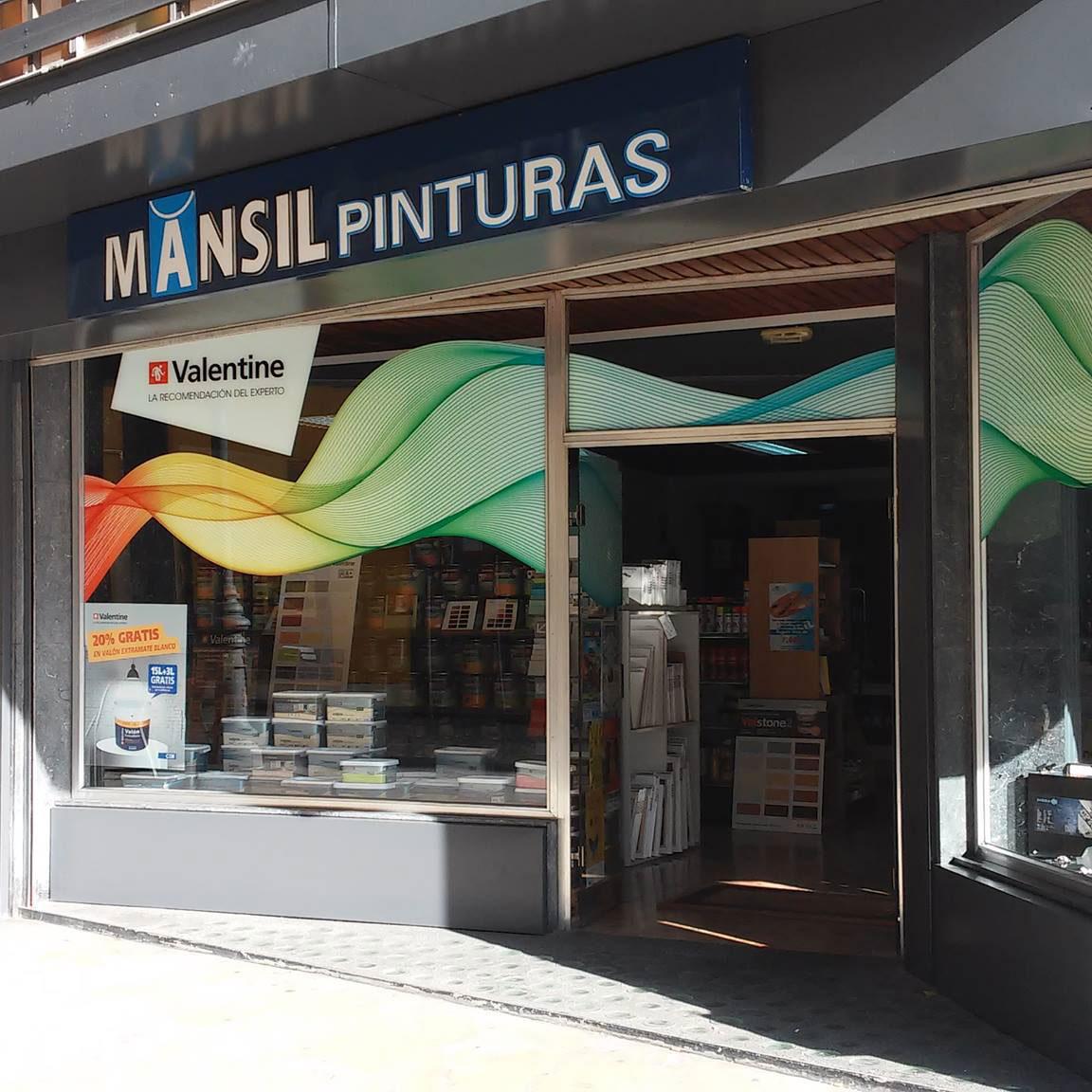 Pinturas Mansil